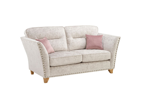 Paris 2 Seater Formal Back Sofa 2 Seater Sofas- KC Sofas