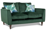 Passion 2 Seater Formal Back Sofa 2 Seater Sofas- KC Sofas