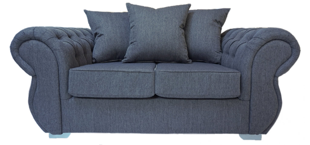 Rio 2 Seater Pillow Back Sofa