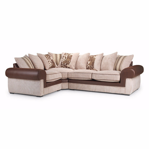 Sienna Corner Sofa Bed