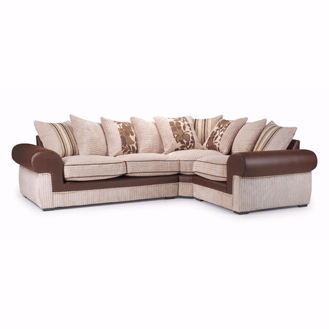 Sienna Right Hand Corner Sofa