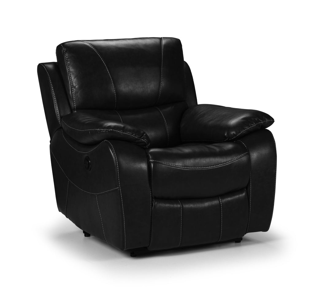 Belgravia Electric Reclining Chair Chairs- KC Sofas