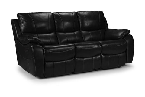 Belgravia 3 Seater Manual Reclining Sofa 3 Seater Sofas- KC Sofas