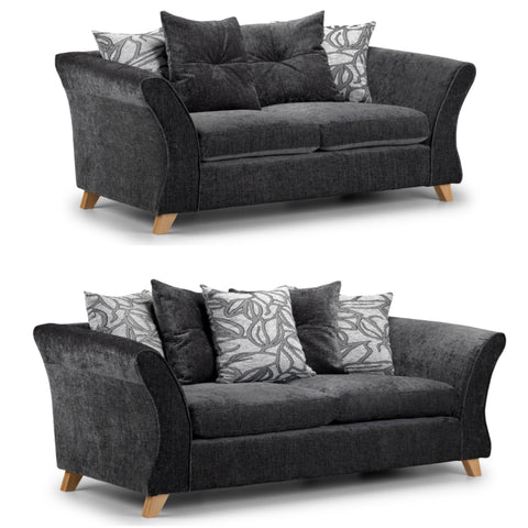 Elegance 3 Seater & 2 Seater Sofa Set Sofa Sets- KC Sofas