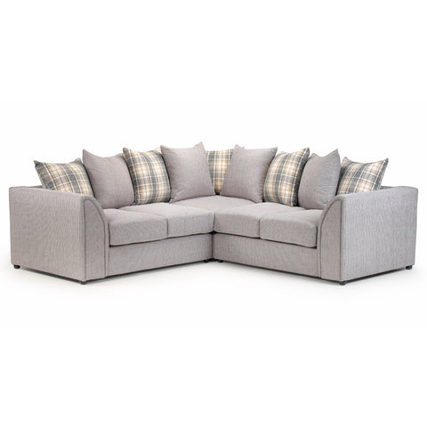 Burns Large Corner Sofa Corner Sofas- KC Sofas