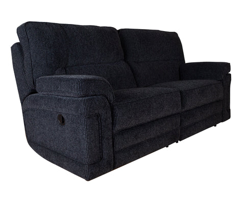 Plaza 2 Seater Electric Reclining Sofa