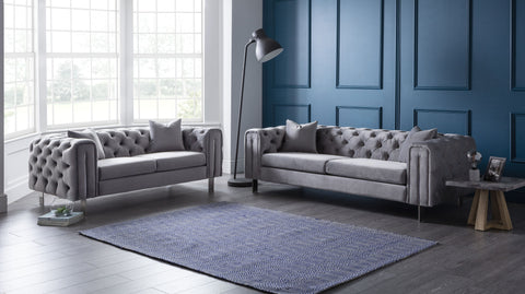 Ritz 3 Seater & 2 Seater Sofa Set