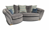 Isla Right Hand Cosy Cuddle Sofa Cuddle Sofas- KC Sofas
