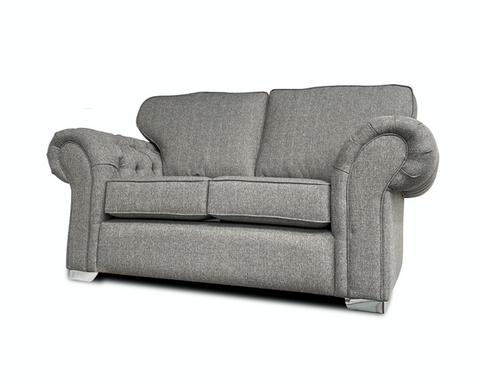 Chelsea 2 Seater Formal Back Sofa 2 Seater Sofas- KC Sofas