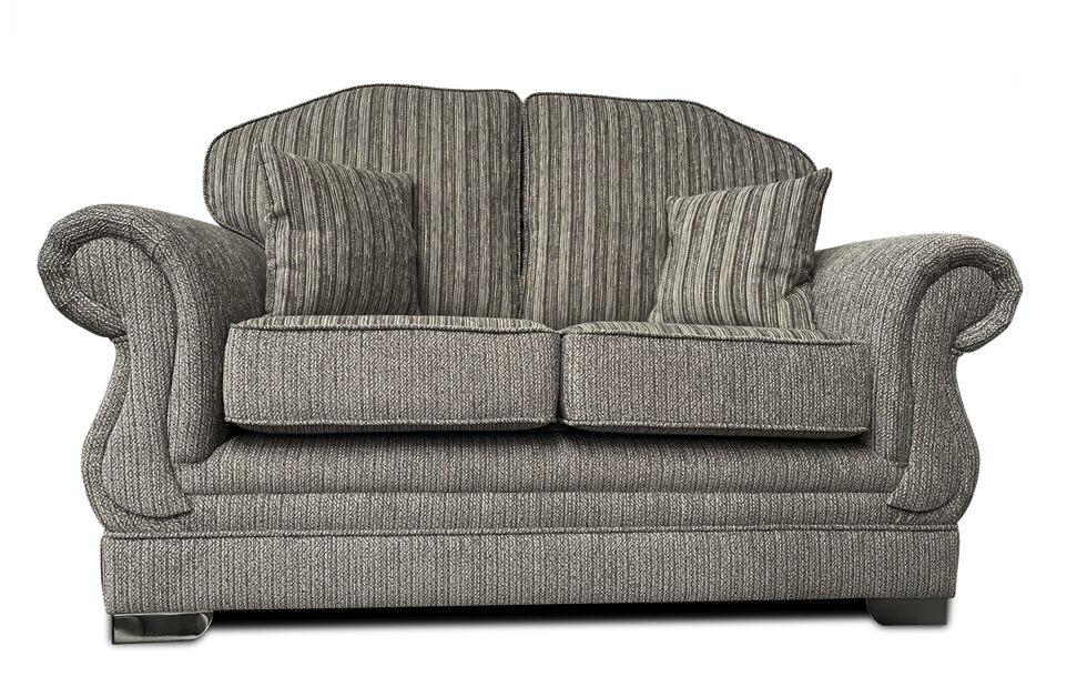 Bentley 2 Seater Formal Back Sofa 2 Seater Sofas- KC Sofas
