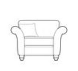 Isla Chair Chairs- KC Sofas