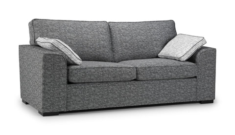 Seattle 3 Seater Formal Back Sofa