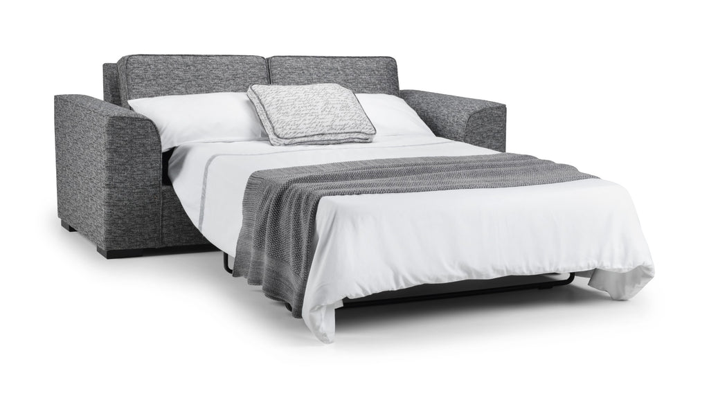 Seattle 2 Seater Formal Back Sofa Bed – KC Sofas
