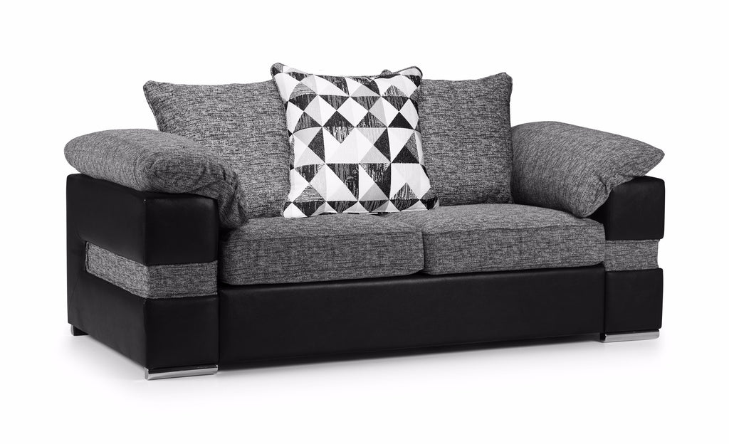 Serene 2 Seater Pillow Back Sofa