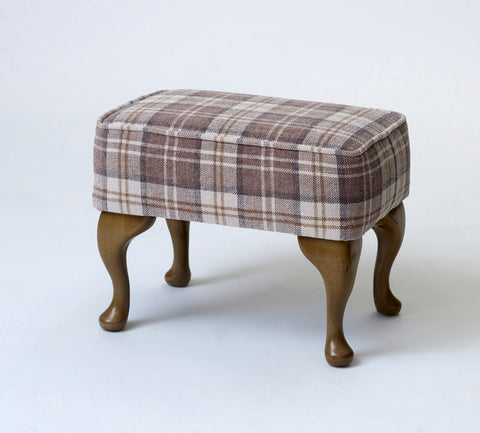Shackletons Edinburgh Footstool Footstools- KC Sofas