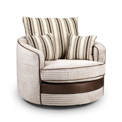 Sienna Large Swivel Chair