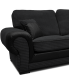 Tango Left Hand Formal Back Corner Sofa Corner Sofas- KC Sofas
