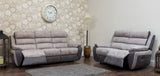 Urban 3 Seater & 2 Seater Manual Reclining Sofa Set Sofa Sets- KC Sofas