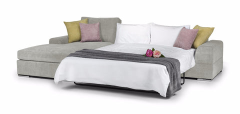 Viola Left Hand Corner Sofa Bed Sofa Beds- KC Sofas