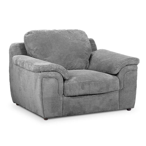 Anne Fabric Chair Chairs- KC Sofas