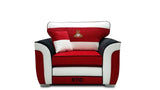 Doncaster Rovers Limited Edition Snuggle Chair Snuggle Chairs- KC Sofas