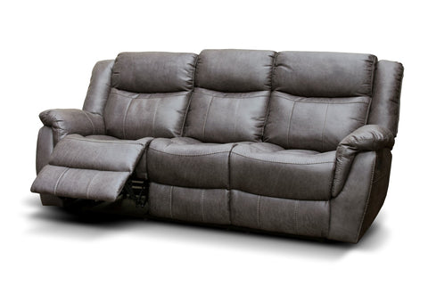 Walton 3 Seater Manual Reclining Sofa 3 Seater Sofas- KC Sofas