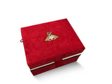 Doncaster Rovers Limited Edition Storage Footstool Footstools- KC Sofas