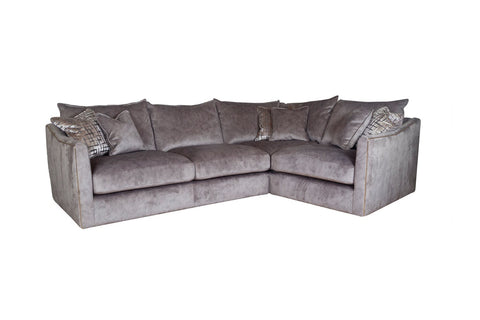 Blaise LH2,CO,RH1 Corner Sofa