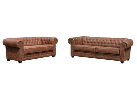 Astor 3 Seater & 2 Seater Sofa Set Sofa Sets- KC Sofas