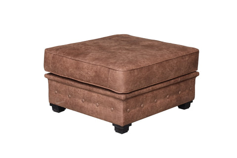 Astor Large Footstool Footstools- KC Sofas
