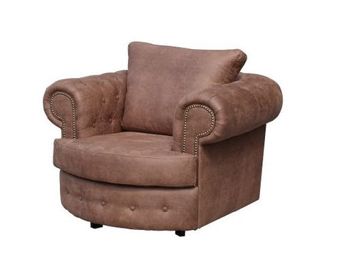 Astor Swivel Chair Swivel Chairs- KC Sofas