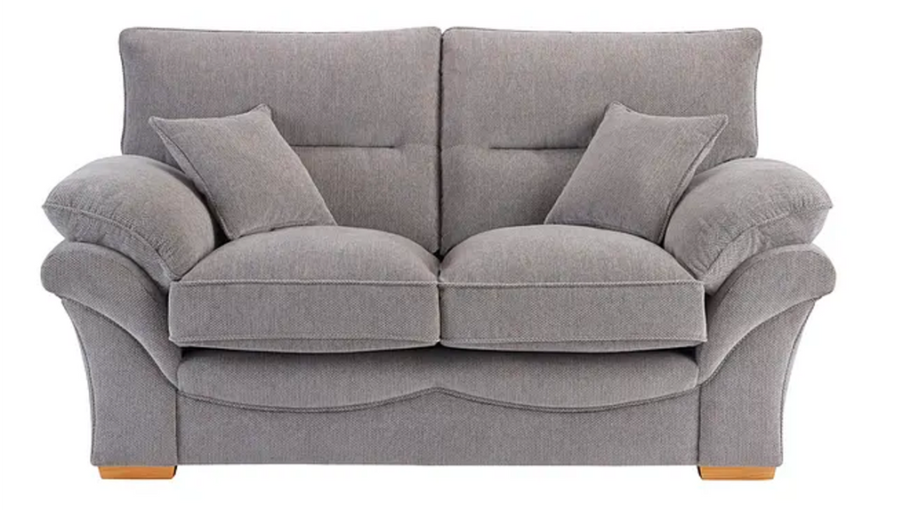 Chloe 2 Seater Formal Back Sofa