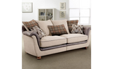 Camden 3 Seater Pillow Back Sofa 3 Seater Sofas- KC Sofas