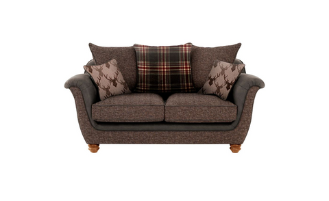 Camden 2 Seater Pillow Back Sofa 2 Seater Sofas- KC Sofas