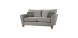 Lucy 2 Seater Formal Back Sofa 2 Seater Sofas- KC Sofas