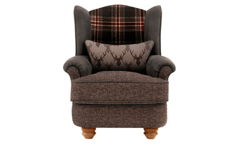 Camden Wing Chair Chairs- KC Sofas