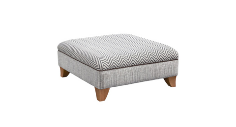 Athena Footstool Love Chair- KC Sofas