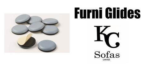 Furni Glides (Pack of 4) Accessories- KC Sofas