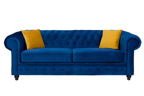 Hilton 3 Seater Sofa Bed Sofa Beds- KC Sofas