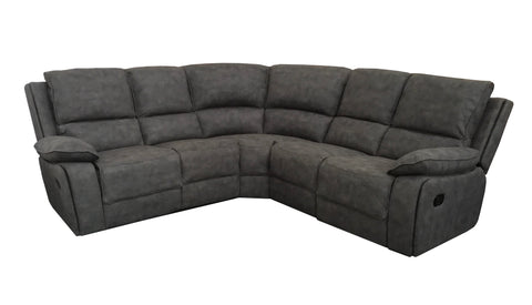Maple 2C2 Manual Reclining Corner Sofa