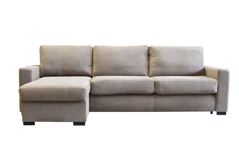 Paris Left Hand/1C3 Corner Sofa Bed Sofa Beds- KC Sofas
