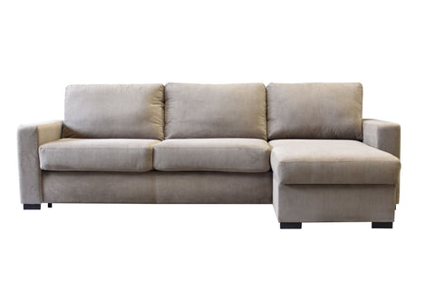 Paris Right Hand/3C1 Corner Sofa Bed Sofa Beds- KC Sofas