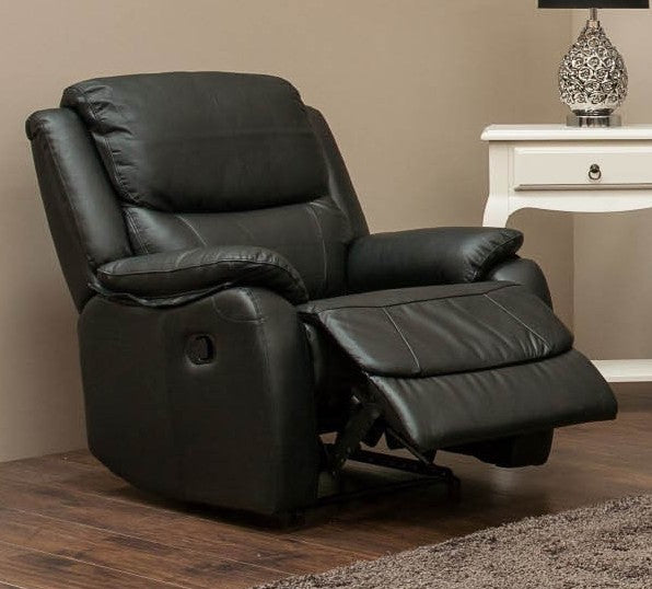 Parker Manual Reclining Chair Chairs- KC Sofas