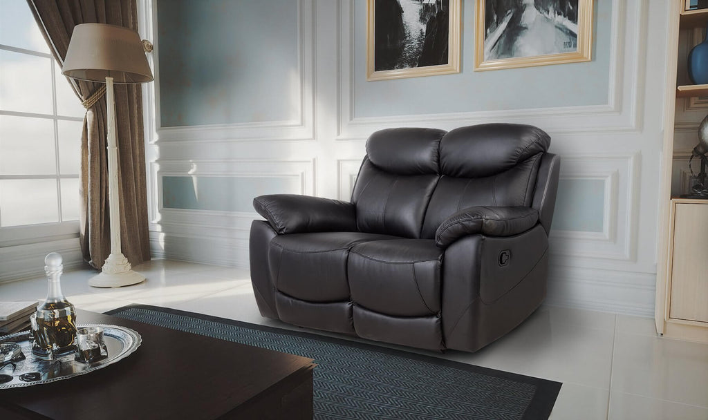 Virage 2 Seater Manual Reclining Sofa