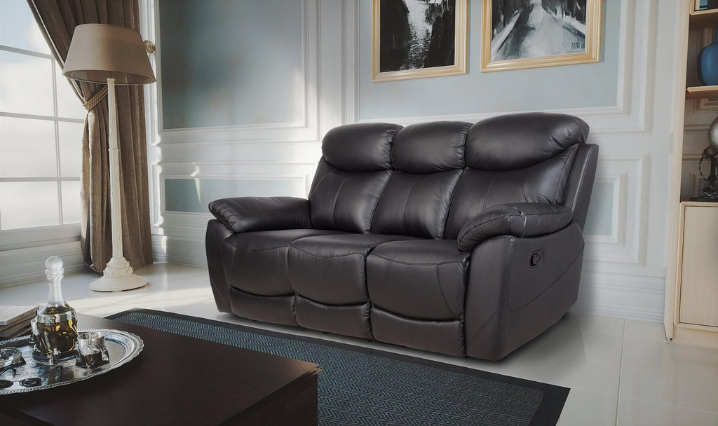 Virage 3 Seater Manual Reclining Sofa