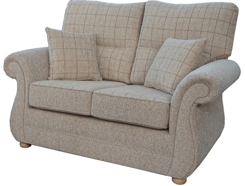 Washington 2 Seater Formal Back Sofa