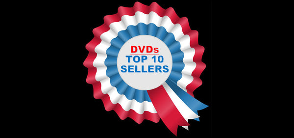 Top 10 DVDs This Month