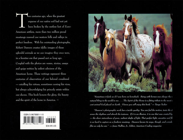 The Spirit of the Horse - BooksOnHorses