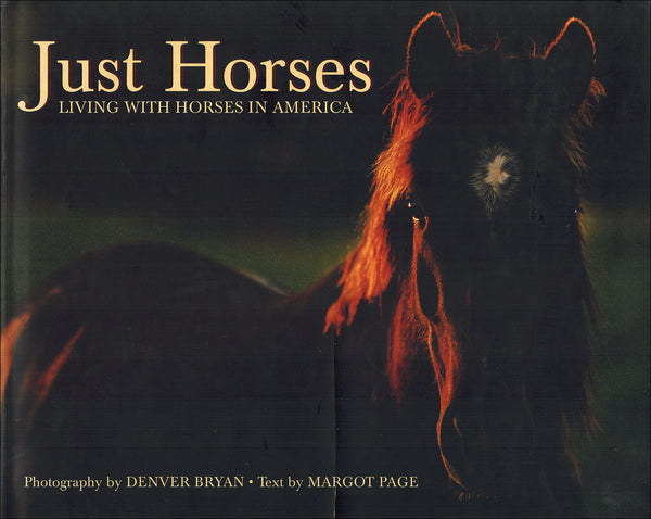 Just Horses - Large Version - BooksOnHorses