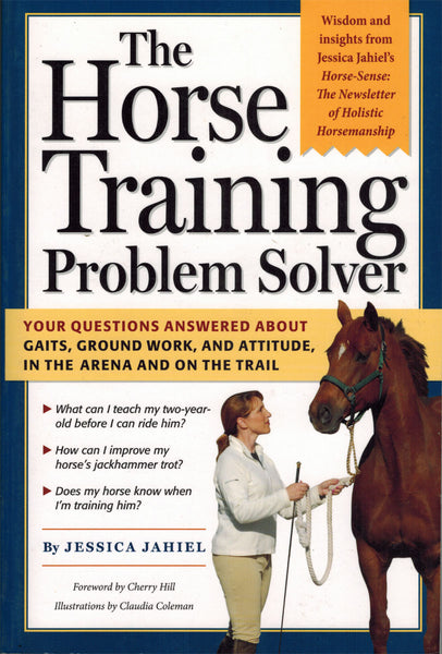 Horse Training Problem Solver - BooksOnHorses